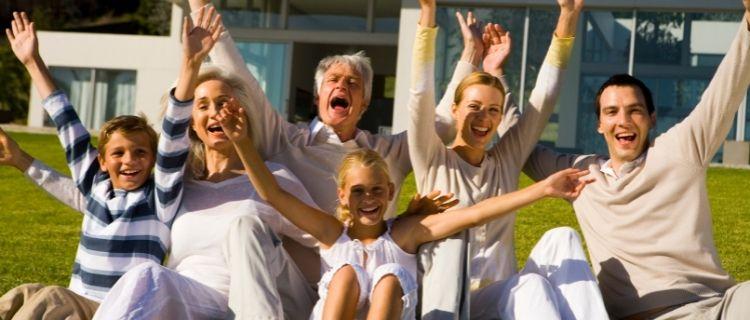 利用者家族の負担軽減