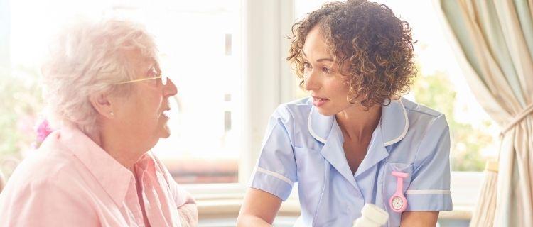 訪問看護の魅力