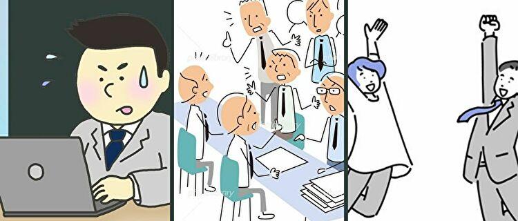 会社を辞める方法と流れ